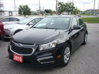 Used 2015 Chevrolet Cruze 1LT for sale in Windsor, ON