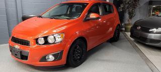 Used 2012 Chevrolet Sonic LT for sale in Woodbridge, ON