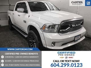 Used 2017 RAM 1500 Longhorn for sale in Burnaby, BC