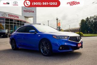 Used 2020 Acura TLX for sale in Hamilton, ON