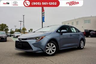 New 2022 Toyota Corolla LE for sale in Hamilton, ON