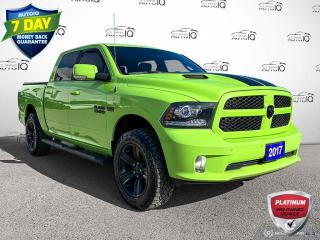 Used 2017 RAM 1500 Sport 4x4 Navi/Roof/20 Wheels for sale in St Thomas, ON