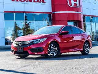 Used 2018 Honda Civic EX for sale in Milton, ON