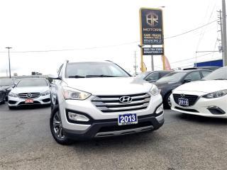 Used 2013 Hyundai Santa Fe No Accidents |AWD| 2.4L Auto Premium| Certified for sale in Brampton, ON