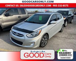 Used 2015 Hyundai Accent SE for sale in Burlington, ON