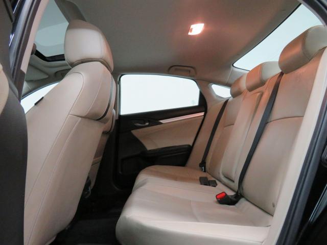 2017 Honda Civic Touring Leather SunRoof BackUp Camera Heated Seats