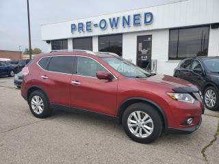 Used 2015 Nissan Rogue SV for sale in Brantford, ON