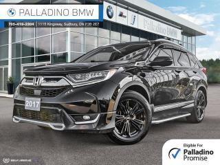 Used 2017 Honda CR-V Touring Honda Sensing! - Winter Tires & Rims, Lower Kilometers for sale in Sudbury, ON