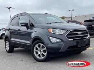 Used 2018 Ford EcoSport SE for sale in Midland, ON