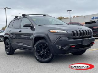 Used 2016 Jeep Cherokee Trailhawk for sale in Midland, ON