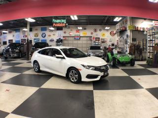 Used 2018 Honda Civic LX AUT0 A/C REAR CAMERA H/SEATS BLUETOOTH 86K for sale in North York, ON