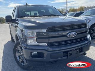 Used 2020 Ford F-150 Lariat for sale in Midland, ON