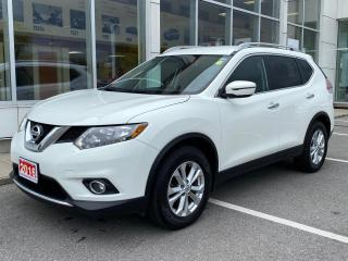 Used 2016 Nissan Rogue SV-HTD SEATS+BACK-UP CAM! for sale in Cobourg, ON
