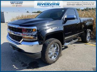 Used 2017 Chevrolet Silverado 1500 LS 4WD | Towing Package | OnStar | Spray-On Bed Liner for sale in Wallaceburg, ON