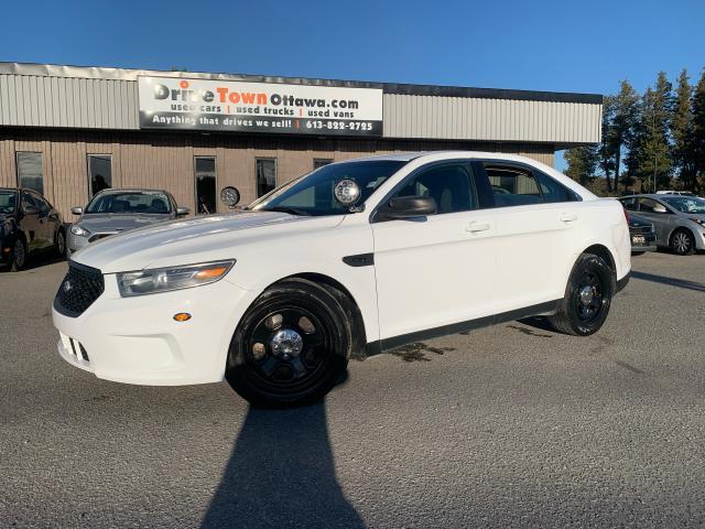 2016 Ford Police Interceptor Utility AWD