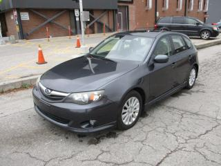 Used 2010 Subaru Impreza 2.5i ~ SUNROOF ~ ALLOYS ~ LOW KM ~ SAFETY INCLUDED for sale in Toronto, ON