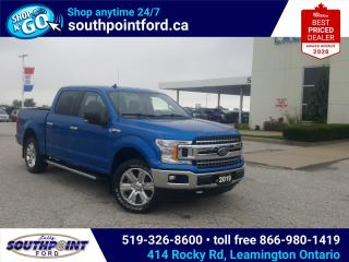 Used 2019 Ford F-150 XLT XTR|4X4|5.0L|NAV|HTD SEATS|REMOTE START|TRAILER TOW for sale in Leamington, ON