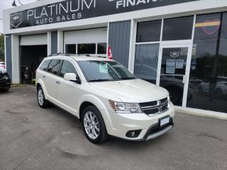 Used 2016 Dodge Journey R/T for sale in Kingston, ON