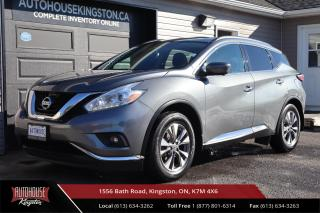 Used 2017 Nissan Murano SV NAVIGATION - AROUND VIEW MONITOR - AWD for sale in Kingston, ON
