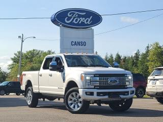 Used 2018 Ford F-350 Super Duty PLATINUM 4X4 SUPER CREW for sale in Port Hawkesbury, NS