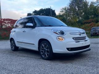Used 2015 Fiat 500 L 5dr HB Lounge for sale in Waterloo, ON