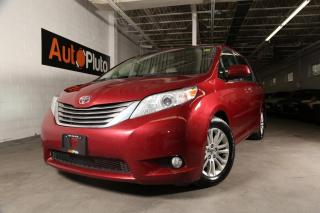 Used 2015 Toyota Sienna 5DR LIMITED 7-PASS FWD for sale in North York, ON