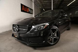 Used 2018 Mercedes-Benz C-Class AMG C 43 4MATIC Sedan for sale in North York, ON