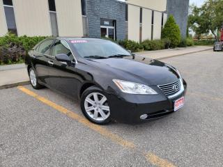 Used 2008 Lexus ES 350 SUNROOF, LEATHER,KEYLESS ENTRY,CERTIFIED for sale in Mississauga, ON