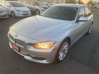 Used 2013 BMW 3 Series 320i xDrive for sale in Hamilton, ON