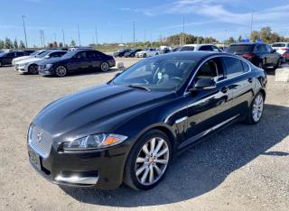 Used 2014 Jaguar XF Premium AWD  Navigation /Sunroof /Camera for sale in North York, ON