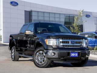 Used 2013 Ford F-150 XLT 302A | XTR | CLEAN CARFAX| REMOTE STARTER for sale in Winnipeg, MB