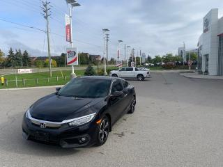 Used 2018 Honda Civic Coupe Touring CVT for sale in Pickering, ON