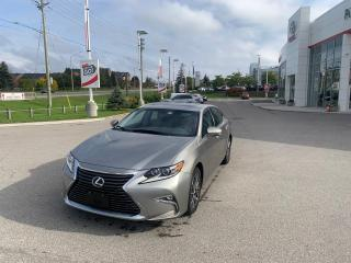 Used 2016 Lexus ES 350 4dr Sdn for sale in Pickering, ON