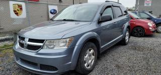 Used 2010 Dodge Journey FULL EQUIP GARANTIE 1 ANS for sale in Pointe-aux-Trembles, QC