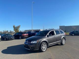 Used 2015 Dodge Journey R/T  I $0 DOWN - EVERYONE APPROVED!! for sale in Calgary, AB