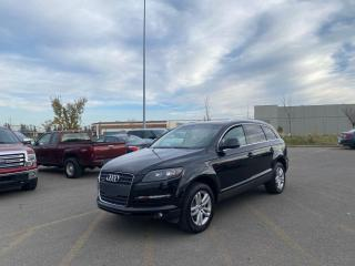 Used 2009 Audi Q7 Premium Plus   I $0 DOWN - EVERYONE APPROVED!! for sale in Calgary, AB