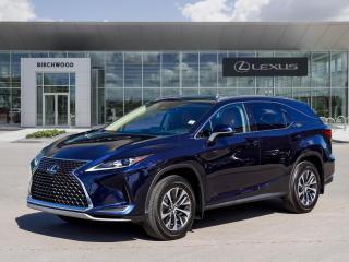 New 2022 Lexus RX 350 L Premium for sale in Winnipeg, MB