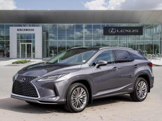 New 2022 Lexus RX 450h EXECUTIVE for sale in Winnipeg, MB