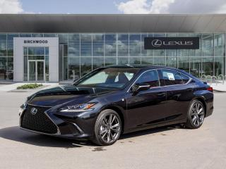 New 2021 Lexus ES 350 F Sport 2 for sale in Winnipeg, MB