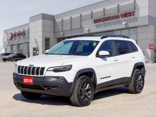 Used 2019 Jeep Cherokee Upland for sale in Winnipeg, MB