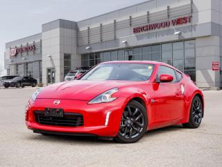 Used 2019 Nissan 370Z Coupe Manual for sale in Winnipeg, MB