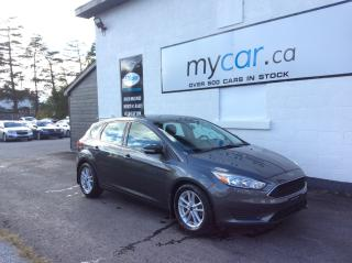 Used 2017 Ford Focus BACKUP CAM. HEATED SEATS. A/C. ALLOYS. for sale in North Bay, ON