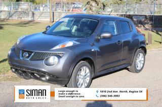 Used 2013 Nissan Juke SL LOW KM for sale in Regina, SK