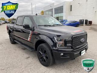 Used 2019 Ford F-150 Lariat | CLEAN CARFAX | ONE OWNER | 5.0L V8 | TRAILER TOW PKG | REMOTE START | for sale in Barrie, ON