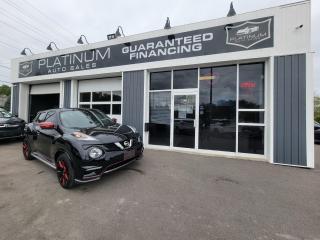 Used 2016 Nissan Juke NISMO for sale in Kingston, ON