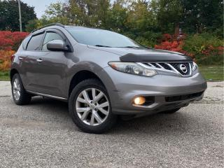 Used 2011 Nissan Murano AWD 4DR SV for sale in Waterloo, ON