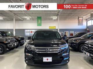 Used 2018 Honda Pilot EX-L AWD|NAV|8PASSENGER|SAFETYTECH|LEATHER|SUNROOF for sale in North York, ON