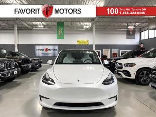 Used 2021 Tesla Model Y STANDARD RANGE|NAV|WHITELEATHER|AUTOPILOT|HIFI|+++ for sale in North York, ON