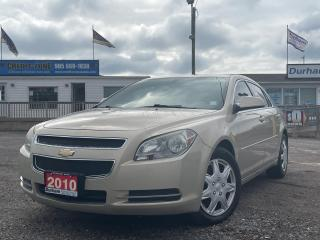 Used 2010 Chevrolet Malibu LT PLATINUM EDITION for sale in Whitby, ON