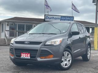 Used 2014 Ford Escape S for sale in Whitby, ON
